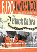 Euro-Fantastico: No Survivors Please & Black Cobra (DVD) at Sears.com