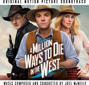 Million Ways To Die In The West - O.S.T. , Joel McNeely