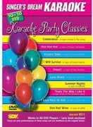 Singer's Dream Karaoke: Karaoke Party Classics (DVD) at Sears.com