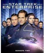 Star Trek: Enterprise - Complete Second Season (Blu-Ray) at Kmart.com