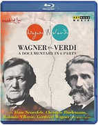 Wagner Vs. Verdi-A Documentary in 6 Parts (Blu-Ray) at Kmart.com