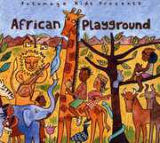 African Playground / Various (CD) at Kmart.com