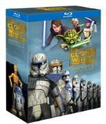 Star Wars: The Clone Wars - The Complete Seasons 1-5 (Blu-Ray) at Sears.com