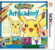 Pokemon Art Academy
