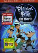 Phineas and Ferb: The Movie - Across the 2nd Dimension (DVD + Digital Copy) at Kmart.com