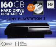 160GB Hard Drive Replacement Kit PS3