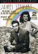 Pot o' Gold/Made for Each Other (DVD) at Sears.com