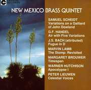 New Mexico Brass Quintet (CD) at Sears.com