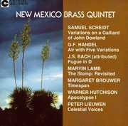 New Mexico Brass Quintet (CD) at Kmart.com