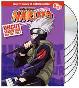 Naruto Uncut Season 4 V.1 Box Set
