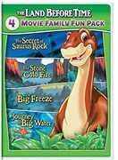 Land Before Time VI-IX 4-Movie Family Fun Pack (2PC)