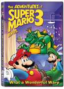 Adventures of Super Mario Bros. 3: What a Wonderful Warp (DVD) at Kmart.com