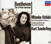 Piano Concertos 1-5 , Mitsuko Uchida