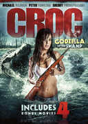 Croc: Godzilla of the Swamp (DVD) at Kmart.com