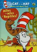 Cat in the Hat: Miles & Miles of Reptiles , Martin Short