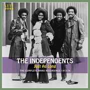 Just As Long:Complete Wand Recordings 1972-74 [Import] , The Independents