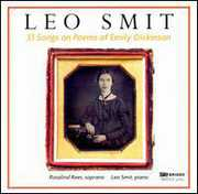 Leo Smit: 33 Songs on Poems of Emily Dickinson (CD) at Kmart.com