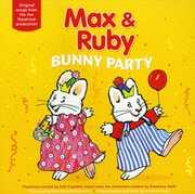 Max & Ruby Bunny Party (CD) at Sears.com