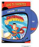 Superman: Kids TV Favorites (DVD) at Sears.com