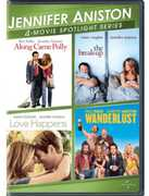 JENNIFER ANISTON 4-MOVIE SPOTLIGHT SERIES (DVD) at Sears.com
