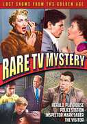RARE TV MYSTERY: HERALD PLAYHOUSE / POLICE STATION (DVD) at Kmart.com
