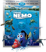 Finding Nemo (3-D BluRay + DVD + Digital Copy) at Sears.com