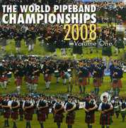 World Pipe Band Championships 2008: 1 / Various (CD) at Kmart.com
