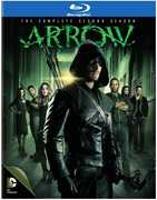 Arrow: The Complete Second Season , Stephen Amell