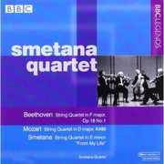 "Beethoven: String Quartet, Op. 18/1; Mozart: String Quartet, K499; Smetana: String Quartet ""From My Life"" (CD) at Sears.com"