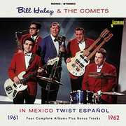 In Mexico 1961-62-Twist Espanol [Import] , Bill Haley & the Comets