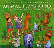 Animal Playground (CD) at Kmart.com
