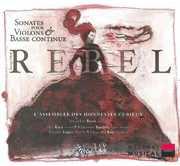 Amandine Beyer Plays Jean-Ferry Rebel (CD) at Sears.com