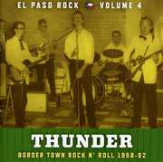 Thunder: El Paso Rock 4 / Various (CD) at Kmart.com