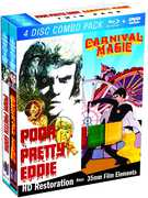 Poor Pretty Eddie/Carnival Magic (Blu-Ray + DVD) at Kmart.com