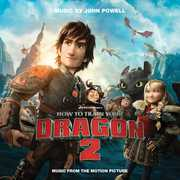 How to Train Your Dragon 2 (Score) / O.S.T. (CD) at Kmart.com
