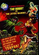 Robot Vs the Aztec Mummy , Luis Aceves Castaneda