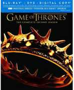 GAME OF THRONES: THE COMPLETE SECOND SEASON (Blu-Ray + DVD + Digital Copy) at Kmart.com