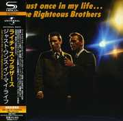 Just Once in My Life (CD) at Kmart.com