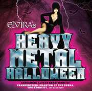 Elviras Heavy Metal Halloween /  Various , Various Artists
