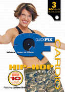 Quick Fix: Cardio Hip Hop Workout (DVD) at Kmart.com