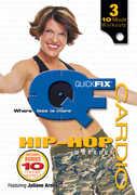 Quick Fix: Cardio Hip Hop Workout (DVD) at Kmart.com