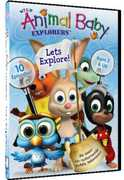 Wild Animal Baby Explorers: Let's Explore (DVD) at Sears.com