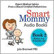 Smart Mommy Audio Book 2-Babies 4 to 9 Months (CD) at Kmart.com