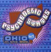 Psychedelic States: Ohio in the 60's 1 / Various (CD) at Kmart.com