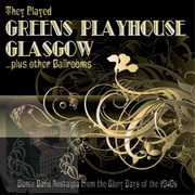 They Played Greens Playhouse Glasgow / Various (CD) at Kmart.com