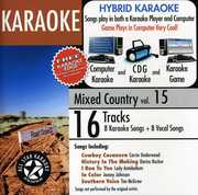 Karaoke: Mixed Country 15 /  Various , Various Artists