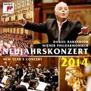 New Year's Concert (Neujahrskonzert) 2014 (CD) at Sears.com