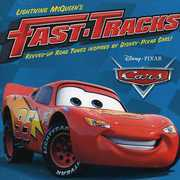 Lightning McQueen's Fast Tracks / Var (CD) at Sears.com