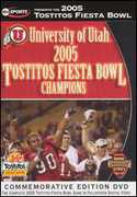 2005 COMMEMORATIVE EDITION FIESTA BOWL - UTAH (DVD) at Sears.com