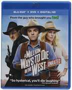 Million Ways to Die in the West , Charlize Theron